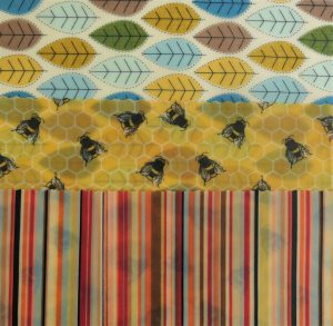 Maxi Trio - Bees & Leaves