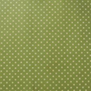 Midi Single - Green dots