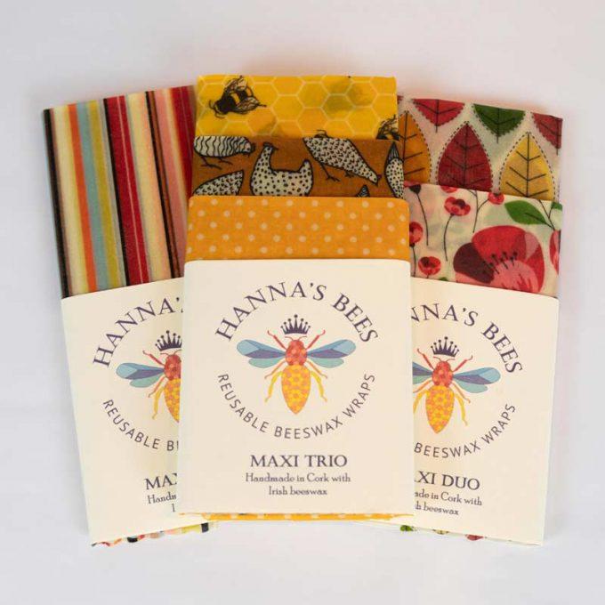 Beeswax wraps - Maxi