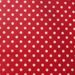 Midi Single - Red dots