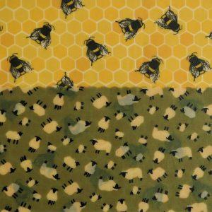 Midi Duo - Yellow Bees & Sheep