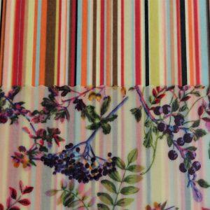 Stripes & Berries