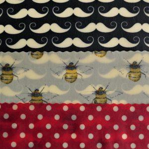 Medium Kitchen - Bees & Red Dots