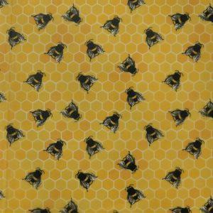 Midi Single - Yellow Bees