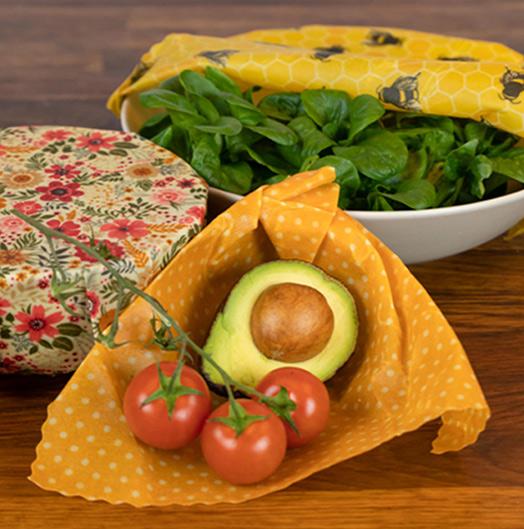 Vegan Food Wraps